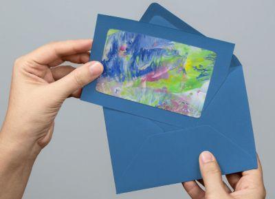 Kunstkarten - Handgemachte Unikate